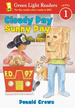Book Cloudy Day Sunny Day by Donald Crews
