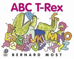 Book Abc T-rex by Bernard Most