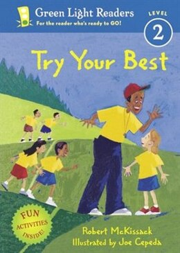 Book Try Your Best by Robert McKissack