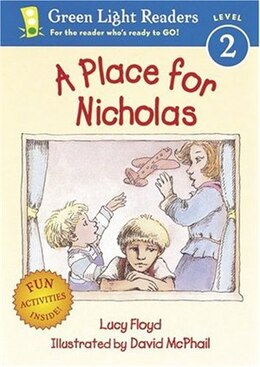 Book A Place for Nicholas: Level 2 by Lucy Floyd