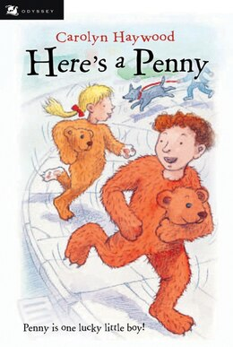 Book Here's a Penny by Carolyn Haywood