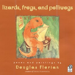 Book Lizards, Frogs, and Polliwogs by Douglas Florian