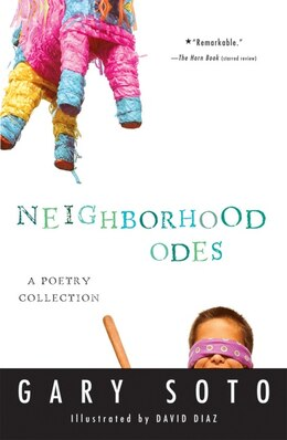 Book Neighborhood Odes: A Poetry Collection by Gary Soto