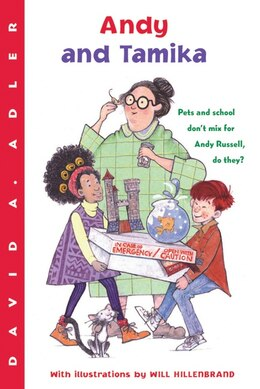 Book Andy and Tamika by David A. Adler