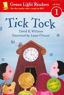 Book Tick Tock: Level 1 by David K. Williams