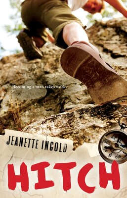 Book Hitch by Jeanette Ingold