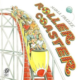 Book Roller Coaster by Marla Frazee