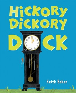 Book Hickory Dickory Dock by Keith Baker