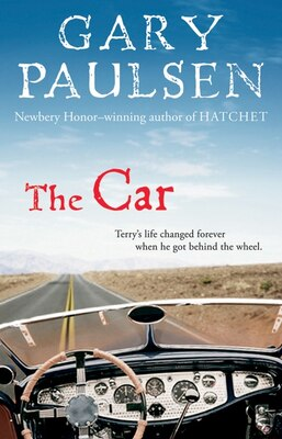 Book The Car by Gary Paulsen