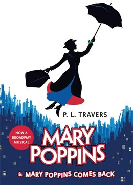 Book Mary Poppins and Mary Poppins Comes Back by P. L. Travers