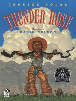 Book Thunder Rose by Jerdine Nolen