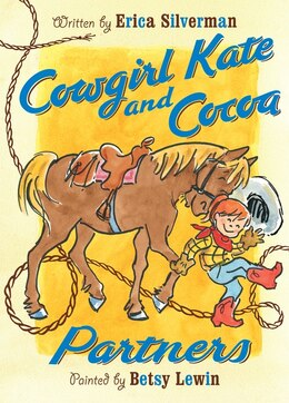 Book Cowgirl Kate and Cocoa: Partners: Partners by Erica Silverman