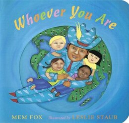 Book Whoever You Are by Mem Fox