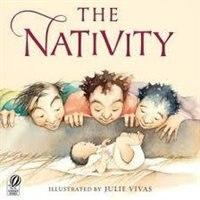 Book The Nativity by Julie Vivas