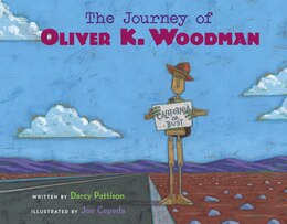 Book The Journey of Oliver K. Woodman by Darcy Pattison