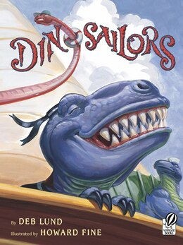 Book Dinosailors by Deb Lund