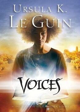 Book Voices by Ursula K. Le Guin