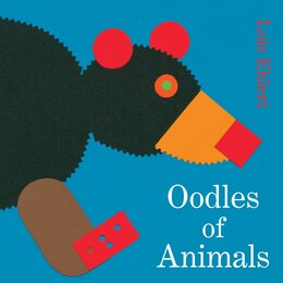 Book Oodles of Animals by Lois Ehlert