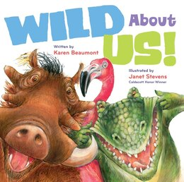 Book Wild About Us! by Karen Beaumont