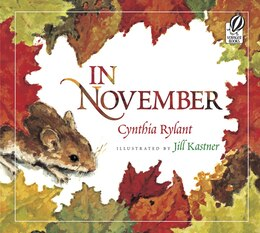 Book In November by Cynthia Rylant