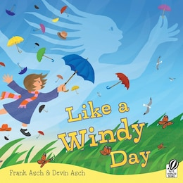 Book Like a Windy Day by Frank Asch