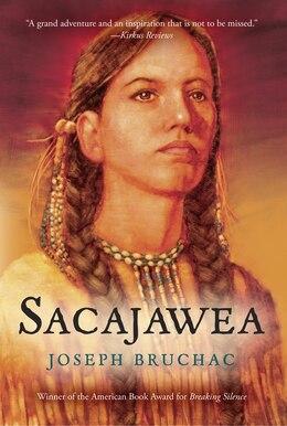 Book Sacajawea by Joseph Bruchac