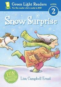 Snow Surprise: Fun Activities Inside!