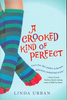 Book A Crooked Kind of Perfect by Linda Urban