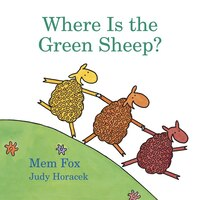 Where Is the Green Sheep?
