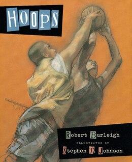 Book Hoops by Robert Burleigh