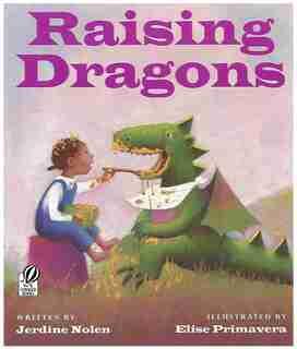 Raising Dragons by Jerdine Nolen