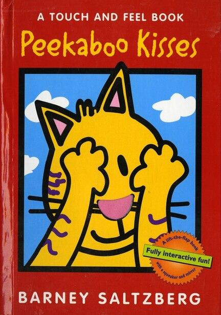 Peekaboo Kisses by Barney Saltzberg