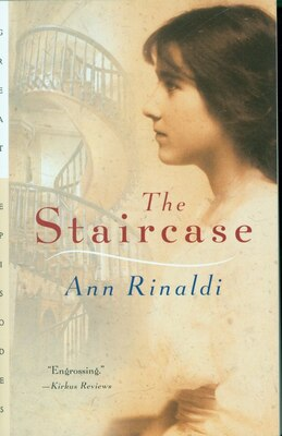 Book The Staircase by Ann Rinaldi