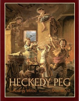 Book Heckedy Peg by Audrey Wood