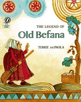 Book The Legend of Old Befana: Italian Christmas Story by Tomie Depaola