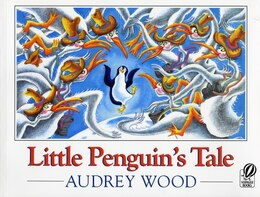 Book Little Penguin's Tale by Audrey Wood