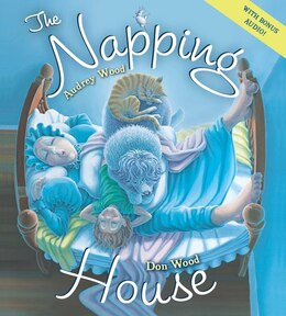 Book The Napping House: 25th Anniversary by Audrey Wood