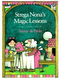Book Strega Nona's Magic Lessons by Tomie Depaola