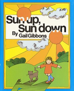 Book Sun Up, Sun Down by Gail Gibbons