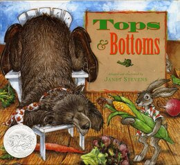 Book Tops & Bottoms by Janet Stevens
