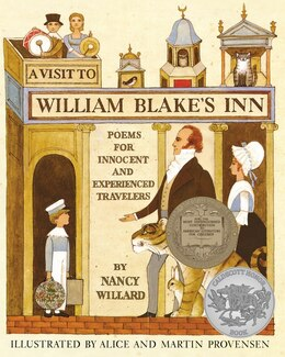 Book A Visit to William Blake's Inn: Poems for Innocent and Experienced Travelers by Nancy Willard