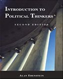 Book Introduction to Political Thinkers by William Ebenstein