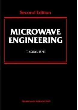 Book Microwave Engineering by T. Koryu Ishii