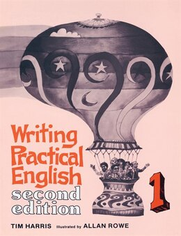 Book Writing Practical English 1 by Tim Harris