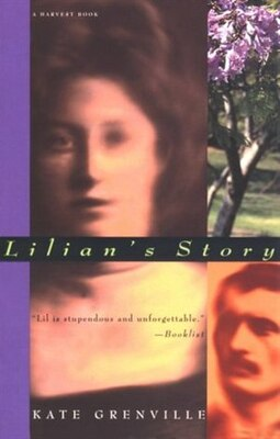 Book Lilian's Story by Kate Grenville