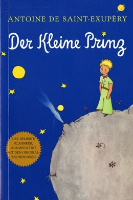 Book Der Kleine Prinz (German) by Antoine De Saint-exupery