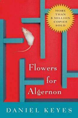 Book Flowers for Algernon by Daniel Keyes
