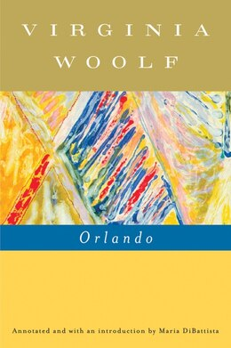 Book Orlando (Annotated): A Biography by Virginia Woolf
