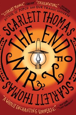 Book The End of Mr. Y: A Novel by Scarlett Thomas