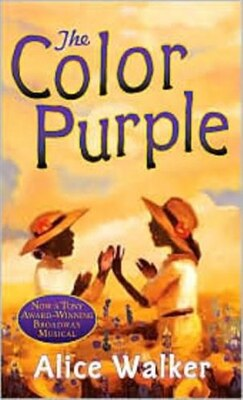 Book The Color Purple: Broadway  Musical Tie-In Edition by Alice Walker